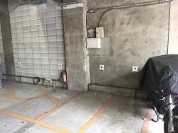 清澄白河 清洲寮 駐車場1