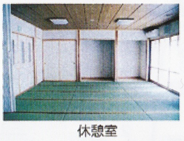 休憩室0812