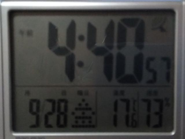 室温0929