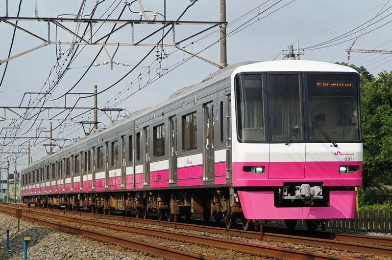 2018年7月19日 八柱~常盤平にて (3)