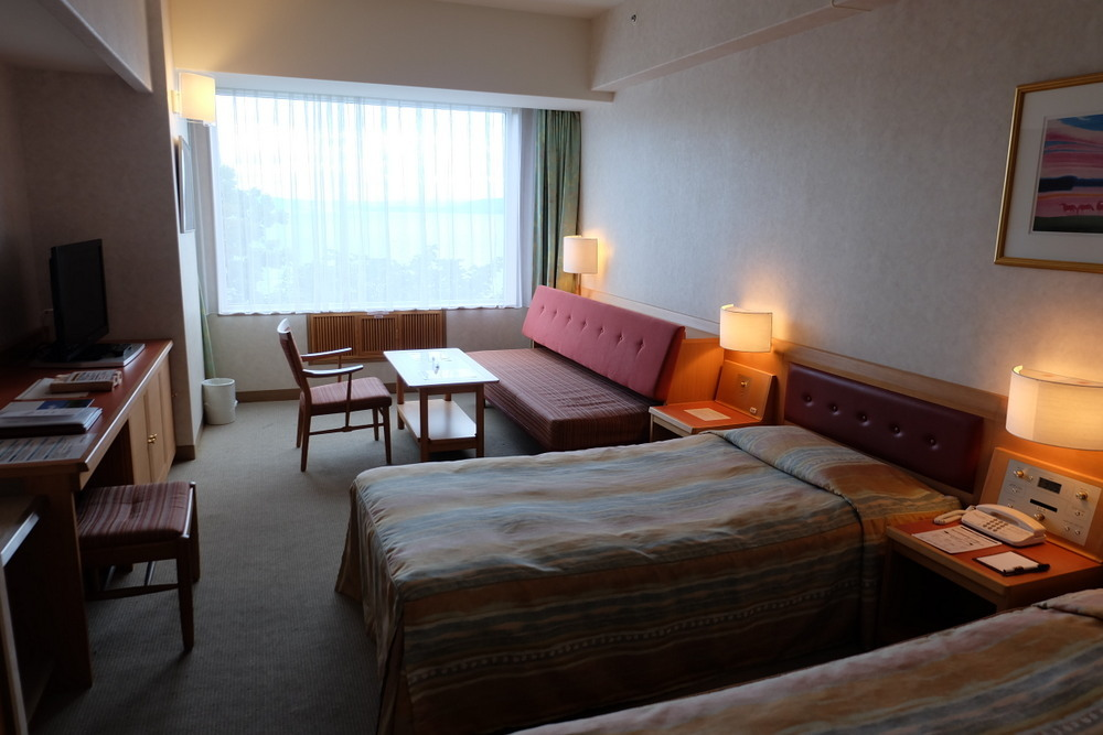 屈斜路プリンスホテル 01 部屋