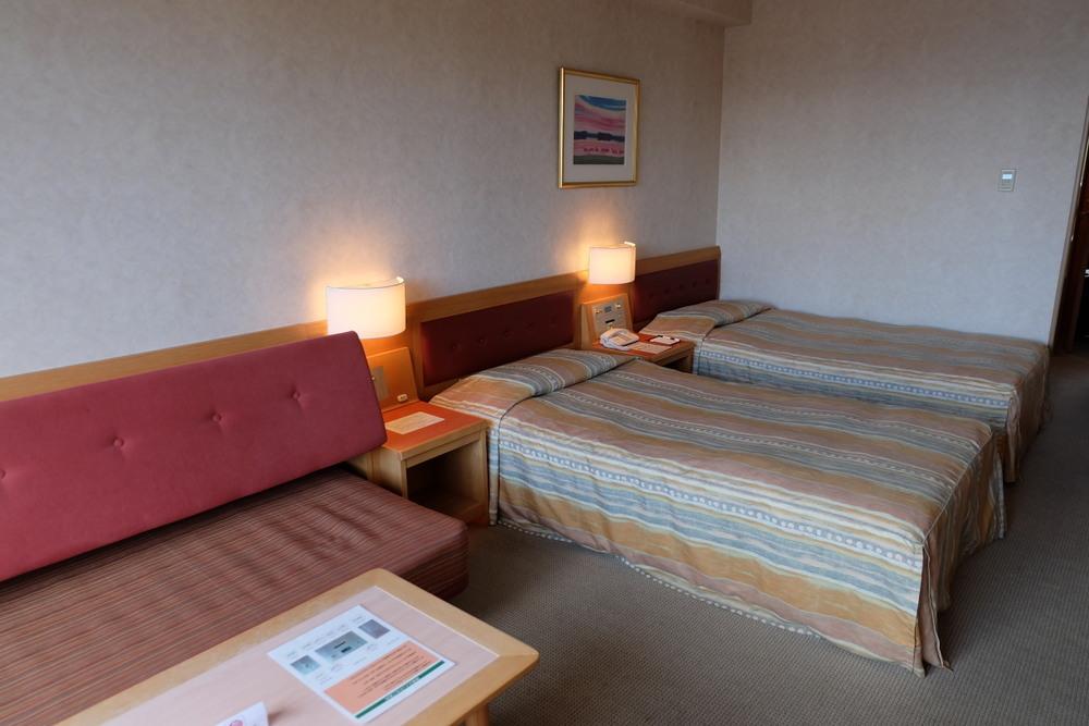 屈斜路プリンスホテル 02 部屋