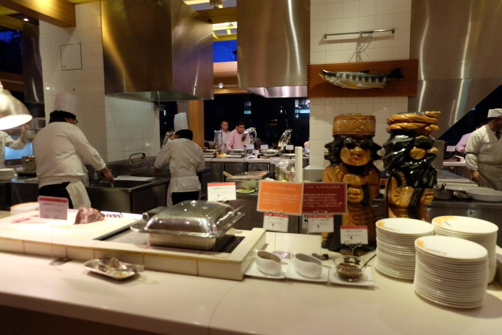 屈斜路プリンスホテル 07 レストラン