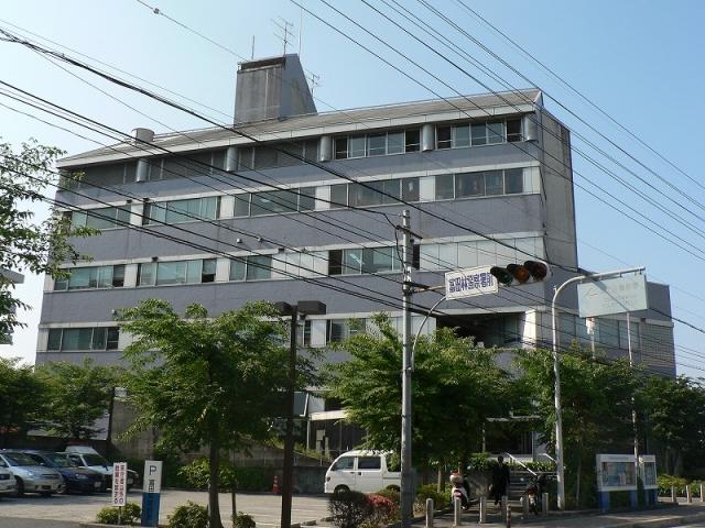 Tondabayashi_Police_station.jpg