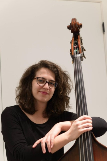 2018 Genevieve Chapin Bass v low