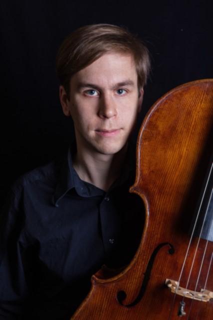 2018 Benjamin Larsen Cello v low