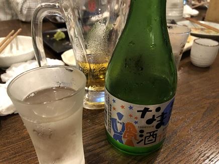 9202018 9期会9月例会雨後の月冷酒S4