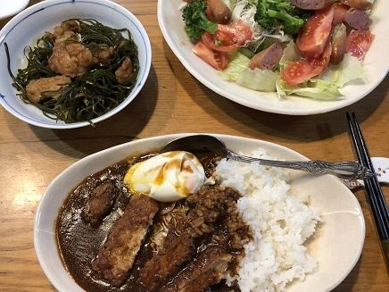 9242018 Dinner No晩酌S