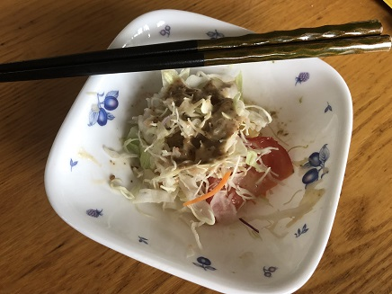 9242018 Lunch salad S