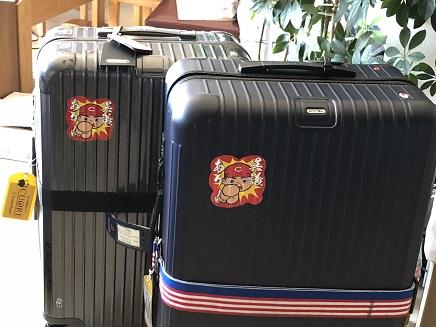 9282018 クルーズ旅行スーツケースS1