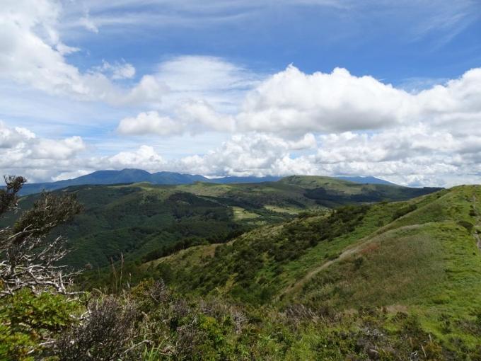 八島湿原と八ヶ岳