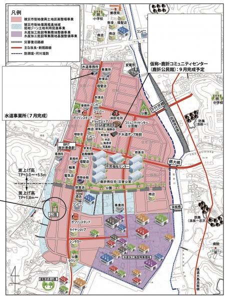 鹿折マップ