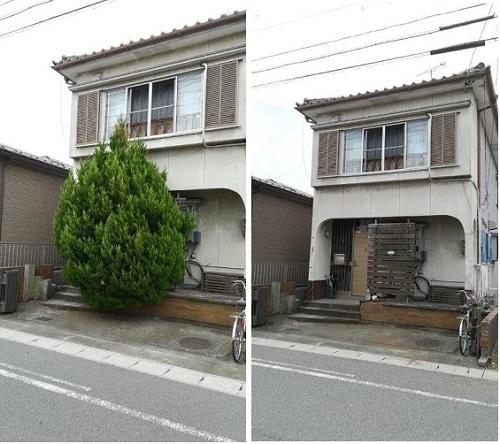 室村町借家 3