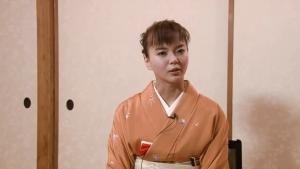 『日日是好日』インタビュー映像006