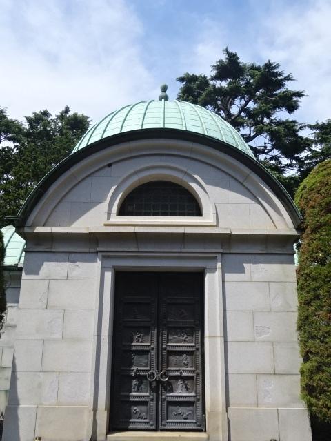 岩崎家霊廟 二十四考
