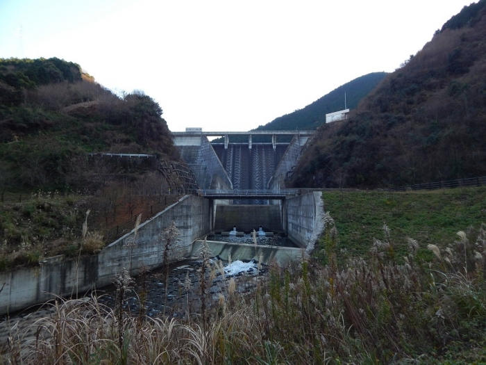 DSCN4390志河川ダム