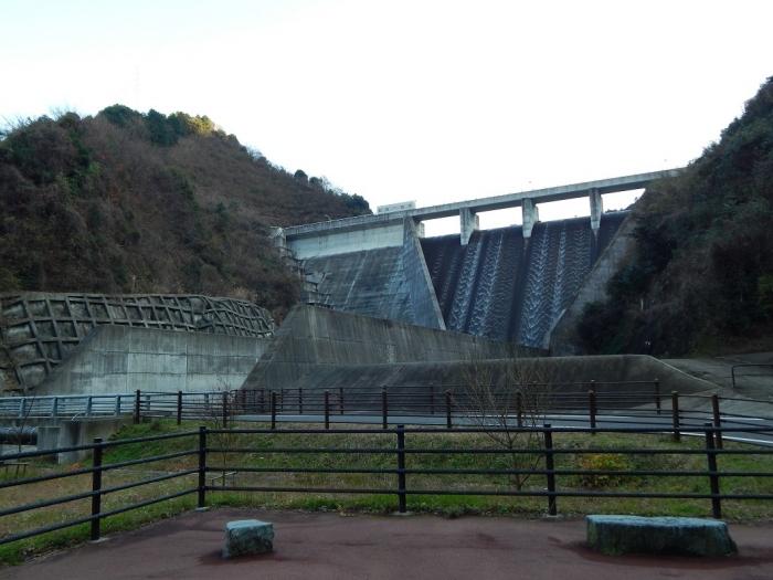 DSCN4396志河川ダム
