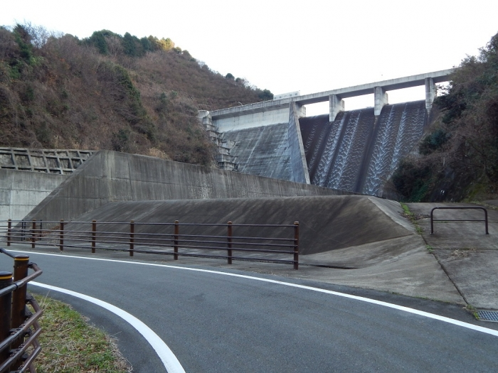 DSCN4397志河川ダム