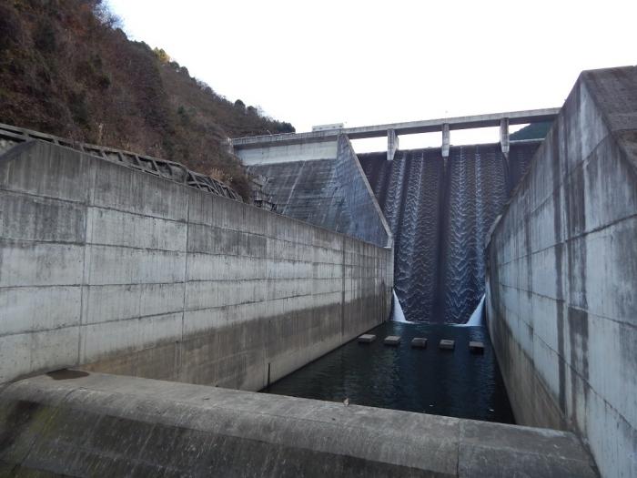 DSCN4400志河川ダム