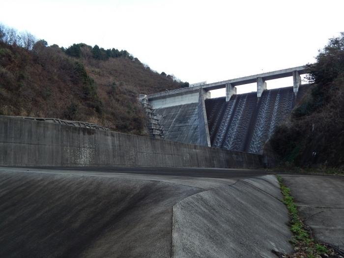DSCN4405志河川ダム