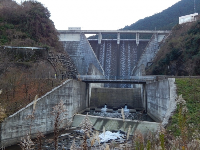 DSCN4391志河川ダム