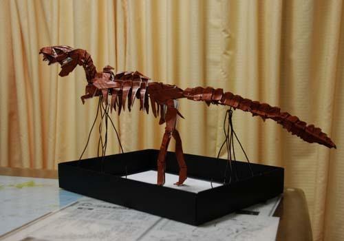 テイラノザウルス