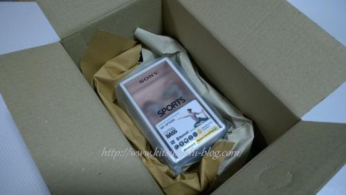 ソニーステレオヘッドセット「WF-SP700N」Bluetoothイヤホン●ピンク