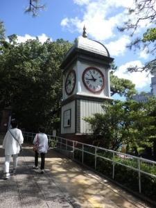 旧海軍工廠塔時計