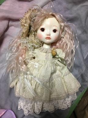 20180822 創作人形 ほぼ完成