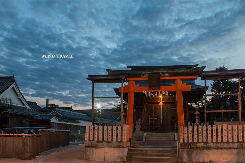五條新町 御霊神社