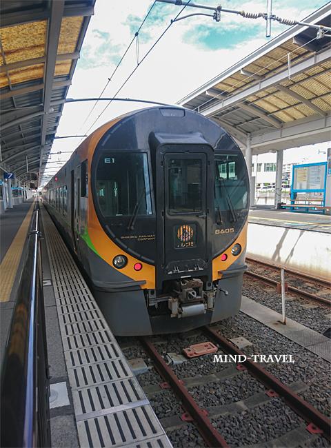 高松駅 いしづち