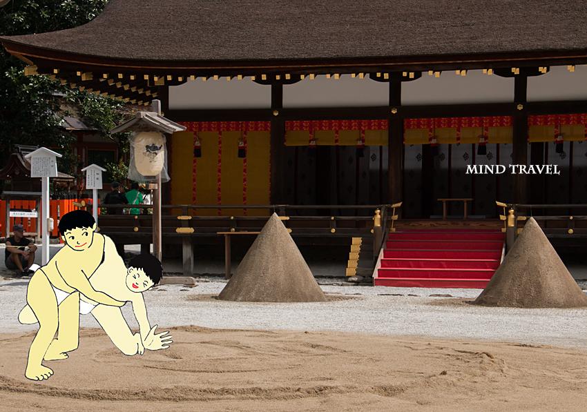 上賀茂神社 烏相撲