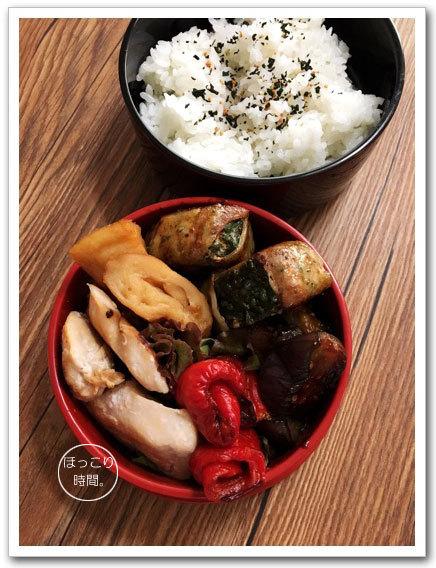 鶏胸塩麹焼き弁当