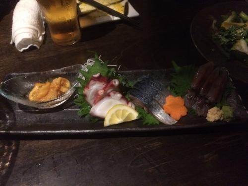 【鮮魚】厳選鮮魚の盛合せ