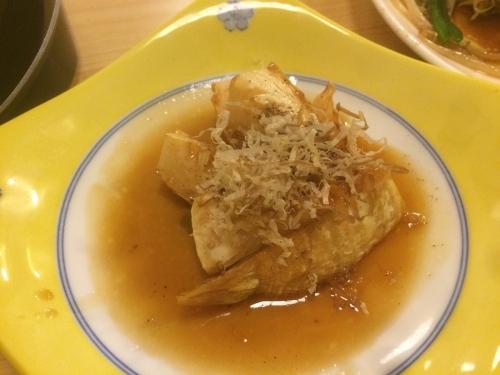 竹の子バター