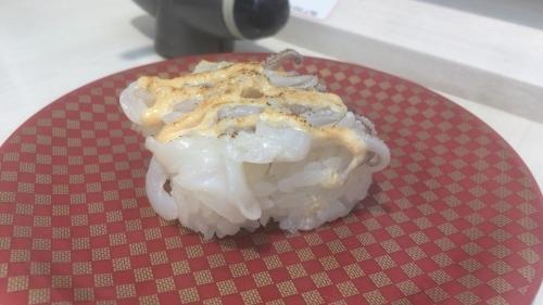 イカゲソ炙り