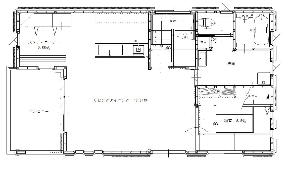 2階 間取り2