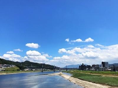 広島の空 (1)