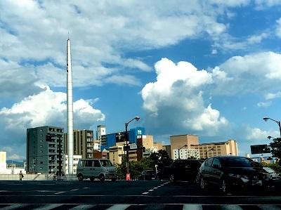 広島の空 (2)