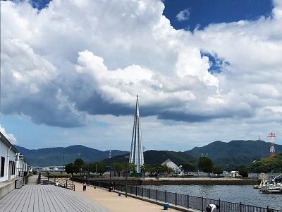 広島の空 (3)