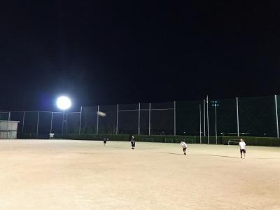 フット練習 (1)