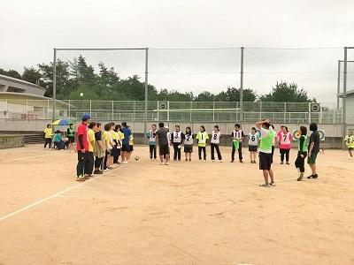 佐伯区フレンドリーフットベースボールレディース大会 (1)