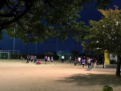 佐伯区フレンドリーフットベースボールレディース大会 (3)