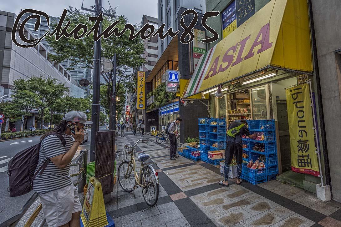アジアン錦糸町2 20180821