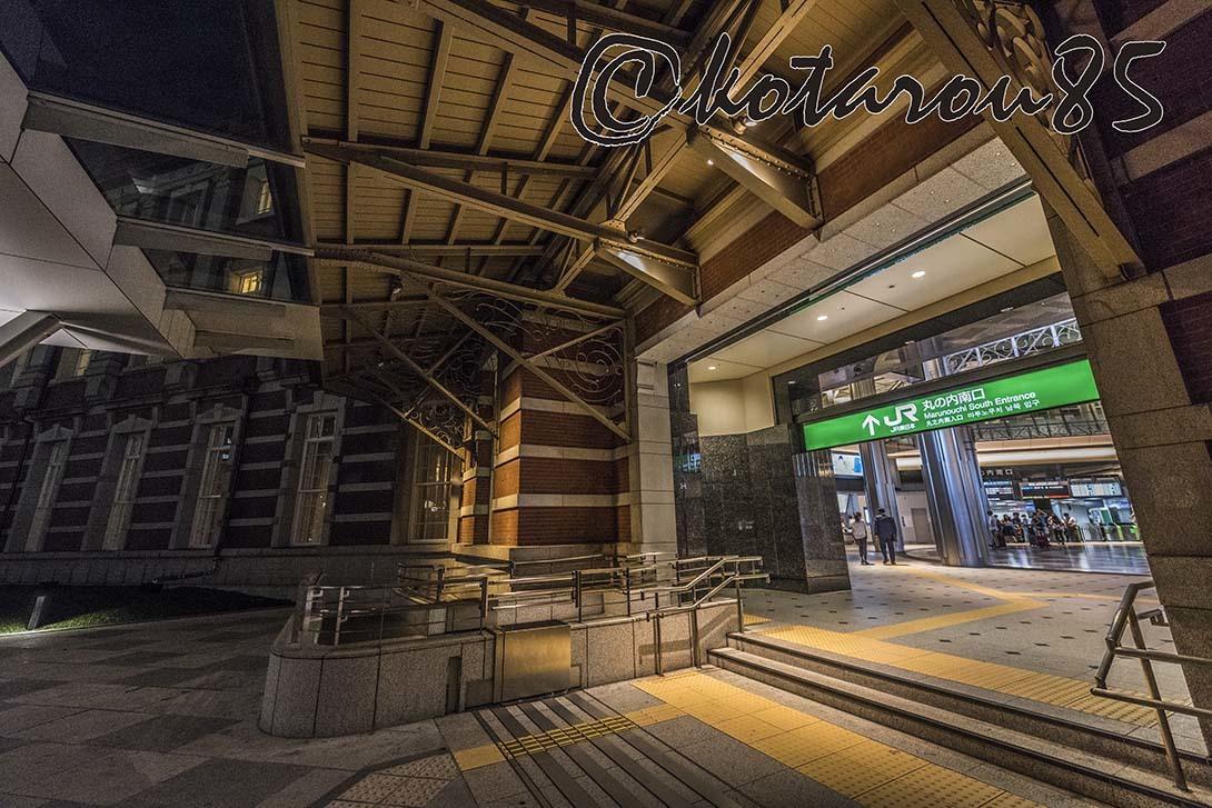 東京駅9 20180823