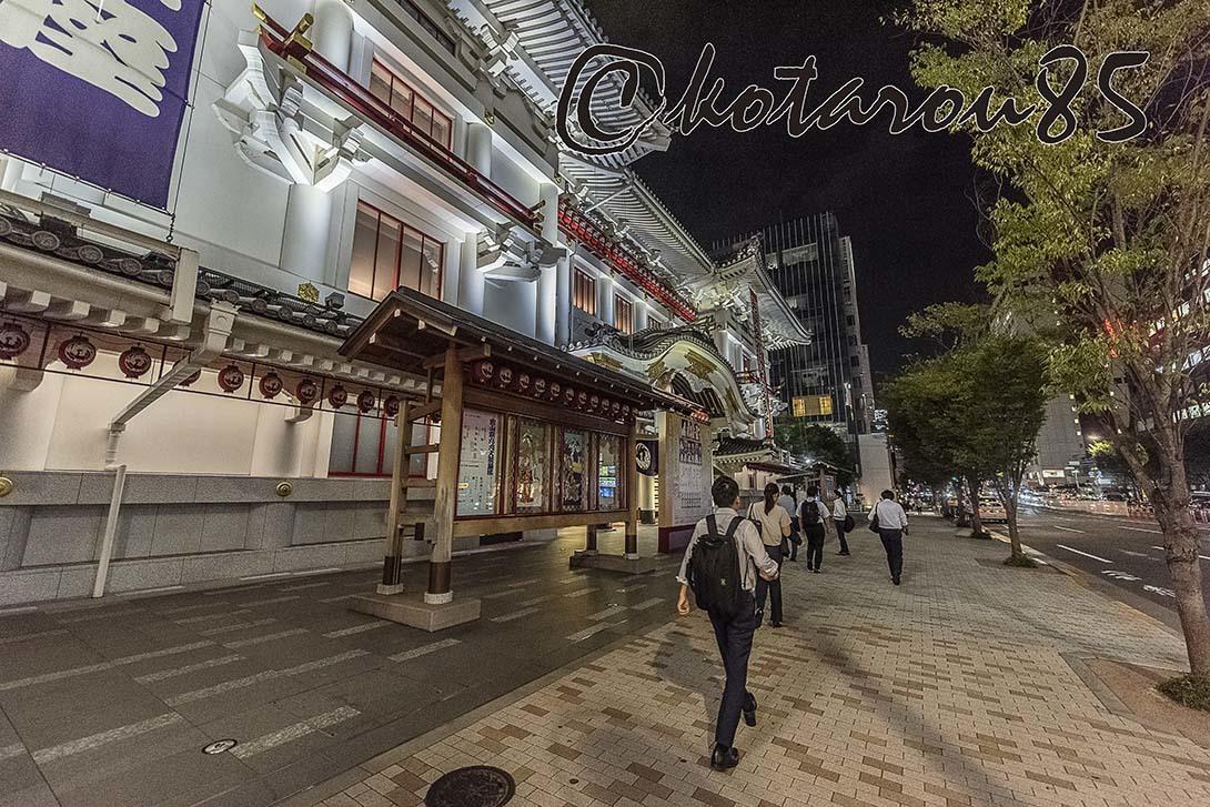 9月の歌舞伎座2 20180907