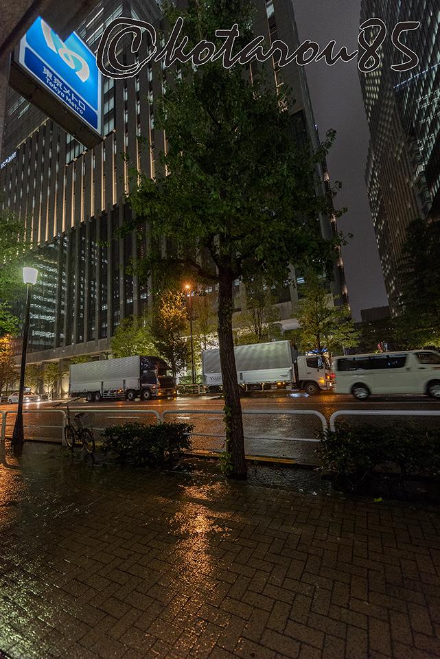 雨の大手町3 20180911