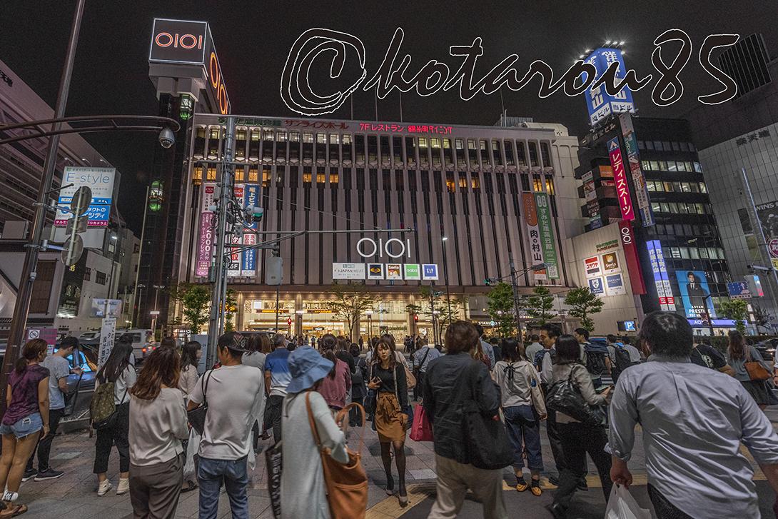 錦糸町の夜3 20180913