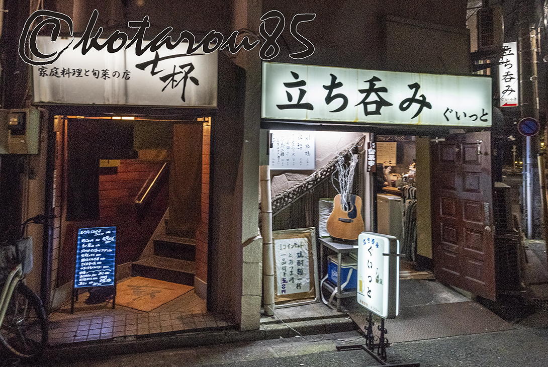 錦糸町の夜8 20180913