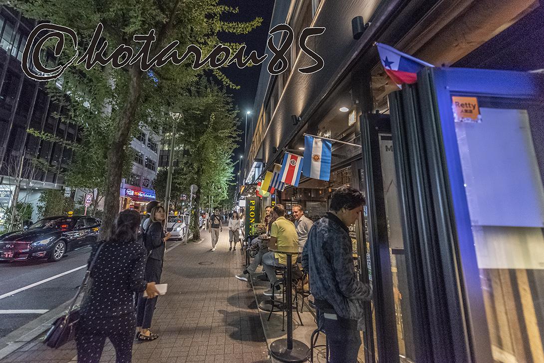 週明けのコリドー街9 20181002